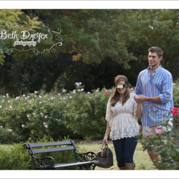 Ben & Skylar Proposal – Waco Proposal Photography