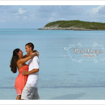 Jon and Erin's Island Engagement Session