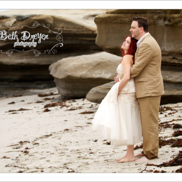 Steve & Mariah Day After Session | La Jolla Wedding Photography