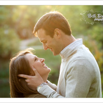 Brian & Caitlyn | Dallas Engagement Photography