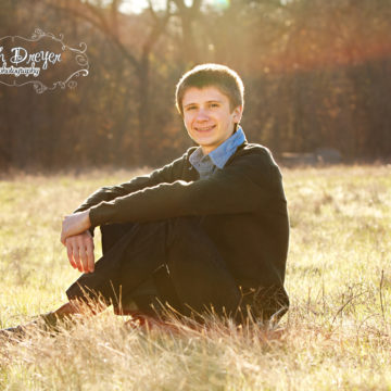 James McCarty | Plano Senior Photography