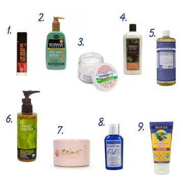 Personal Care Products That I Use