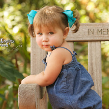 Jane Grace One Year | Dallas Baby Photography