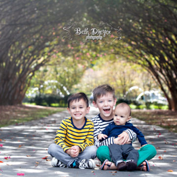 First Day of Fall | Three Brothers