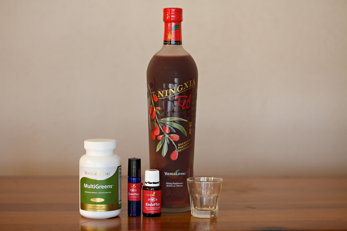 Three Young Living Products That Have Boosted My Energy