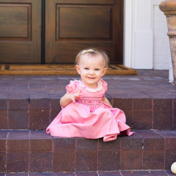 Lily Kate One Year